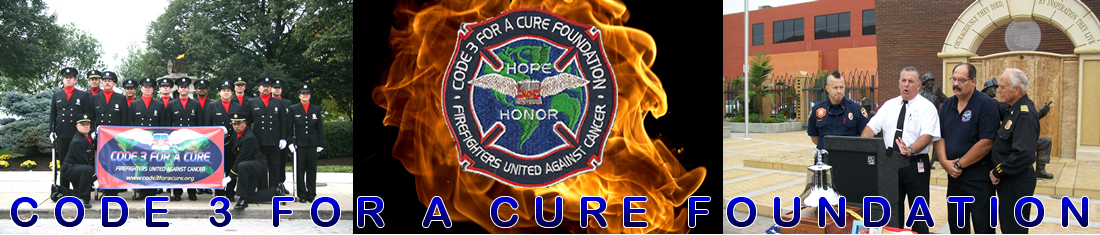 Code 3 for a Cure heading