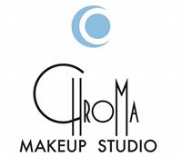 Chroma Makeup Studio logo