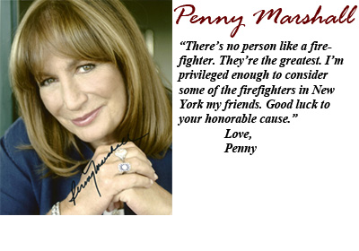 Penny Marshall photo and statement