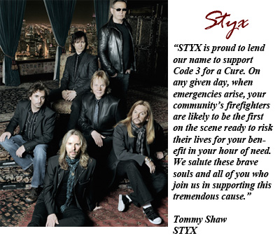 Styx photo and statement