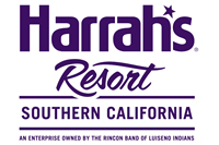 Harrah's Resort Southern California logo